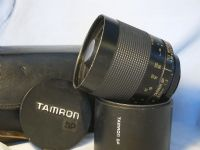 '   500mm SP AD2 MACRO c/w Canon EF Mount ' Tamron 500mm  F8 SP Macro AD2 Lens c/w Canon EF Mount Cased -NICE- £99.99